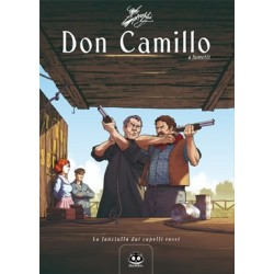 Don Camillo La fanciulla dai capelli rossi vol. 13