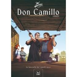 Don Camillo La fanciulla dai capelli rossi vol. 13