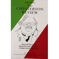 The Chesterton Review - Vol. 2